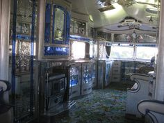 The Vickers 23' Trailer / Caravan - Interior