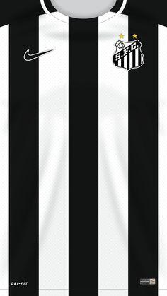 Santos F.C. 15-16 kit home