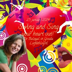 25 januri 2014 swing and sing your heart out met Mariette De Balzaal Gouda