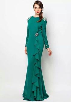 Green dress drafting how to