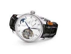 IWC Portugieser Constant Force Tourbillon - reclining