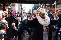 Photographer/writer Alycia Kravitz captures the streets of East Harlem during Three Kings Day