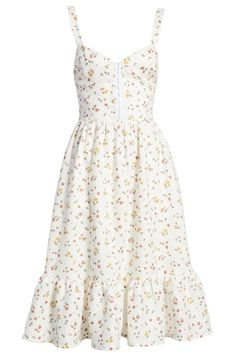Cute Casual Outfits, Pretty Outfits, Pretty Dresses, Beautiful Dresses, Women's Casual, Cute Floral Dresses, Girls Casual Dresses, Modest Outfits, Mode Kawaii