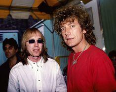Tom Petty Robert Plant