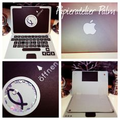 Laptop Stampin up Kommunion Konfirmation