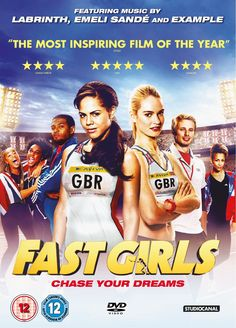 Fast Girls (2012) Lily James, Lenora Crichlow