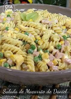 Salada de Macarrão do Daniel