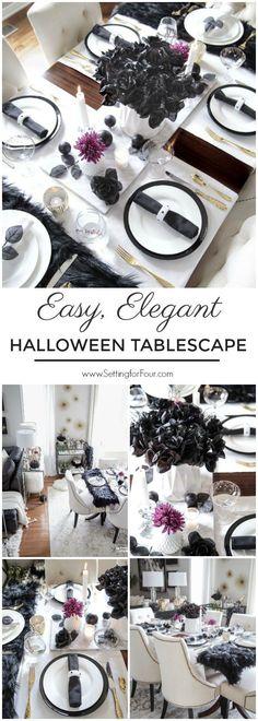 Easy Elegant Hallowe
