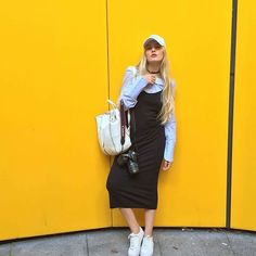 Get this look: http://lb.nu/look/8632589  More looks by Evelina Talmantaite: http://lb.nu/itsevelina  Items in this look:  Zara Top, Zaful Hat   #casual #street