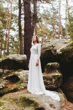 La mariée aux pieds nus - Lorafolk - Robes de mariée - Collection 2017 -  Modele 701c08e6b54
