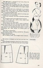 French Knicker pattern