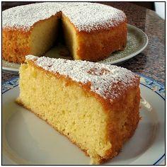 Receta: Torta rápida y facilísima de yogur (deliciosa y económica!) | Receta express