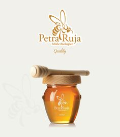Petra Ruja by Studio Erreciagrafica, via Behance