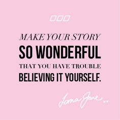 You have one chance at life ... So let's give it everything we've got! Lx #dreambig #dream #activeliving #lornajane #movenourishbelieve #believe