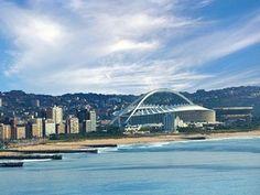 Moses Mabhida Stadium Sydney Harbour Bridge, South Africa, Cool Stuff, City, Travel, Viajes, Cities, Destinations, Traveling