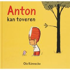 'Anton kan toveren' was prentenboek van het jaar 2009. Anton heeft een toverhoed, die net iets te groot is. Hij probeert een vogeltje weg te toveren, de hoed zakt over zijn ogen en het vogeltje is inderdaad weg! Kinderen zullen dit een geweldig verhaal vinden, omdat zij zien wat Anton niet doorheeft – namelijk dat het vogeltje gewoon wegvliegt!