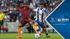 Melhores Momentos - Porto 1 x 1 Roma - Champions League (17/08/2016)