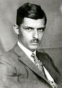 Portrait of Imre Kinszki