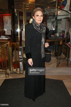 SMI Farah Pahlavi attends the 'Talking to the Trees-Retour a la Vie' Paris…