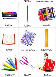 Pro Šíšu: Komunikační obrázky Montessori Materials, Preschool Worksheets, Pictogram, English Vocabulary, Colouring Pages, Card Games, Crafts For Kids, Language, Teaching