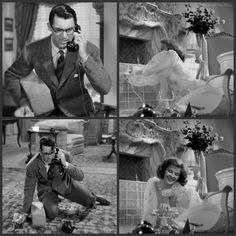 Bringing Up Baby: Katharine Hepburn and Cary Grant