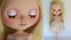 OOAK Custom Blythe doll Sophie by ByArtemis on Etsy