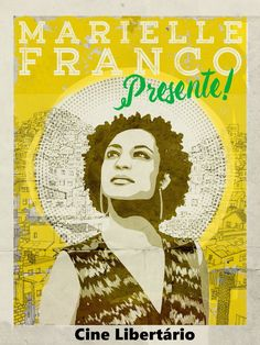 The brutal murder last month of Marielle Franco – Rio de Janeiro councilwoman, sociologist, single mother and leading light in Brazil's Feminist Spring – has reverberated across the world. Latin Wedding, Feminism Poster, Political Images, Sketches Tutorial, Feminist Art, Arte Pop, Land Art, Book Cover Design, Wall Collage