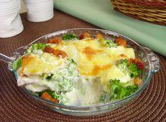Clique e veja a receita de Gratinado de batata com brócolis! Também veja dicas de como fazer Gratinado de batata com brócolis com ingredientes deliciosos e se tornar um verdadeiro chef de cozinha!