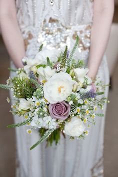 Eden by Jenny Packham for an English Country Garden Bride... - Love My Dress Wedding Blog