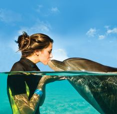 Atlantis dolphin encounter, The Bahamas - loved this experience...didn't want to leave this location~!