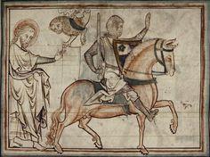 Bodley Tanner 184 Apocalypse - 1250-1255c - England