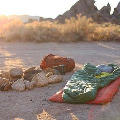 Cowboy camping in the desert #SaltandSand #FestivalBabes #VolcomBabes