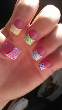 My spring nails | See more at http://www.nailsss.com/...  | See more at http://www.nailsss.com/acrylic-nails-ideas/3/