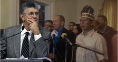 """El presidente de la Asamblea Nacional (AN), Henry Ramos Allup, aseguró este martes que no acatarán ningunas de las """"sentencias inconstitucionales"""" de la Sa"""