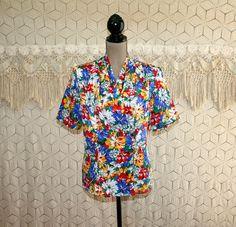 81dd6305a80 Hawaiian Tropical Summer Dress Women Loose Fitting Beach Dress ...