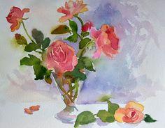 laura's watercolors: May 2013