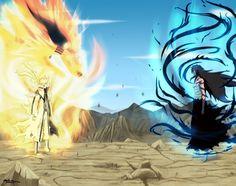 8 Rival Abadi Dalam Dunia Naruto - Sasuke - Madara - Hashirama DLL