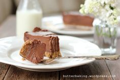 Nutella Cheesecake from Butter Baking