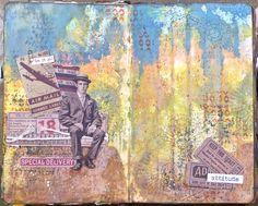 jehkotar: Art Journal: Special Delivery