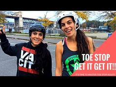 Toe Stop Get It Get It!! It's Time to Master Toe Stop Agility!! - YouTube