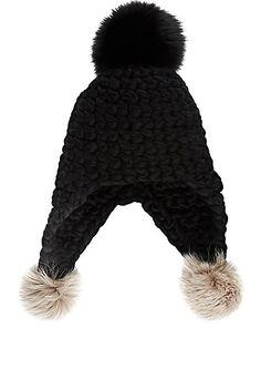 Mischa Lampert Triple Trouble 3 Hat -  - Barneys.com