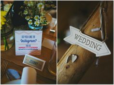 Laura and Aaron's Vintage Meets Travel Themed Tipi Wedding. By Nicola Thompson