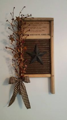 Check out this item in my Etsy shop https://www.etsy.com/listing/249146098/small-rustic-primitive-vintage-washboard
