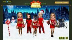 Send Holiday Cheer: creare un video divertente per gli auguri di Natale