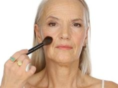 Natural Everyday Makeup for Older and Mature Ladies