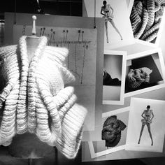 One of Sandra Backlund's couture garments. #kasthall Web Instagram User » Followgram