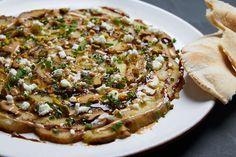 Eggplant Carpaccio Recipe