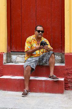 """""""People of Cartagena"""", Cartagena, Colombia. March 2014, People, Style, Fashion, Cartagena Colombia, Moda, Fashion Styles, People Illustration, Fashion Illustrations"""