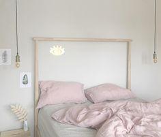 Ikea gjora bed, cosy bedroom vibe