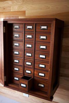 Nail Cabinet